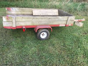 4 x 8 Tilt trailer for Sale in Newark, OH