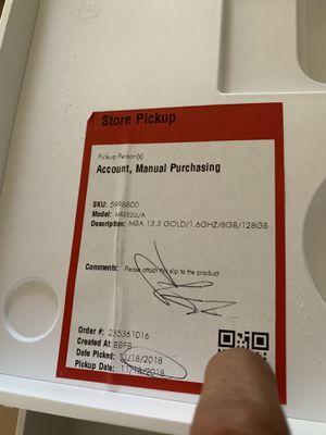 "Macbook Air 13"" gold for Sale in Lakeland, FL"