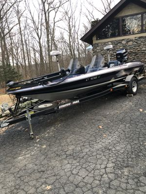 Stratos Bass Boat for Sale in Newtown, CT