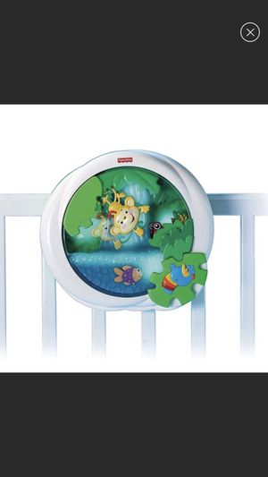 Fisher price peek a boo baby soother for Sale in Nashville, TN