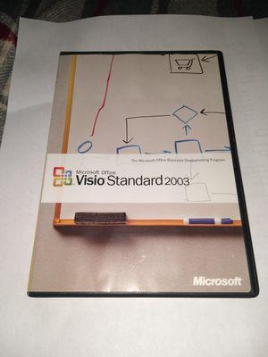 Microsoft office Vizio standard 2003 for Sale in Philadelphia, PA