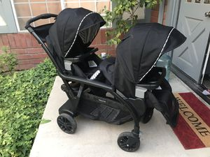 Graco Modes Stroller, Duo Double, Holt for Sale in Santa Clarita, CA