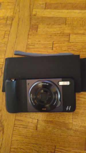 Hasselblad camera for motoz for Sale in Santee, CA