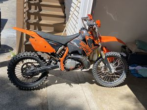 Dirt bike KTM 250sx for Sale in Andover, MA