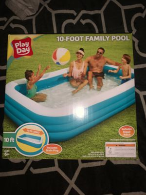 Play day 10FT Family pool for Sale in Vista, CA