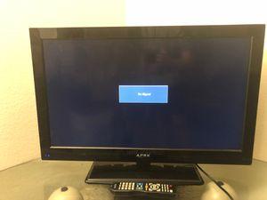 32 INCH TV APEX - Comes with remote for Sale in Mesa, AZ