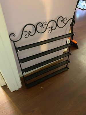 Nail polish rack for Sale in Silver Spring, MD