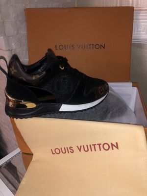 Size 7.5 woman sneakers/Shoes. Louis Vuitton for Sale in St. Louis, MO