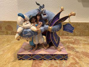 "Brand New - Disney's Aladdin ""Group Hug"" Figurine for Sale in Soquel, CA"