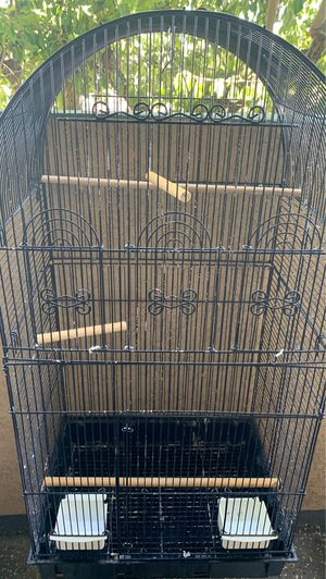 """Bird cage 36""""x18""""x14"""" for Sale in Los Angeles, CA"""
