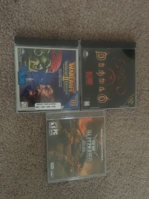 3 pc games for Sale in Arlington Heights, IL