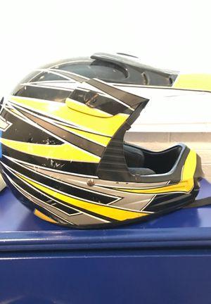 Dirt bike helmet for Sale in US