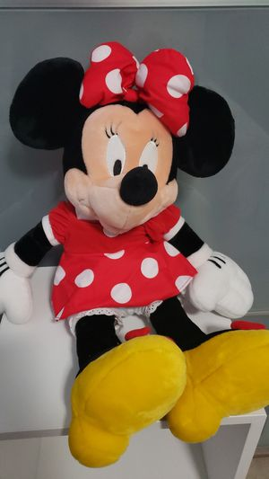 Minnie mouse plushie for Sale in Miami, FL