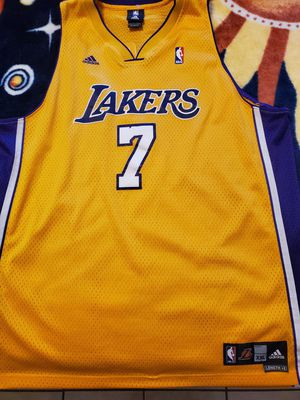 Lakers Jersey size 2x for Sale in El Paso, TX