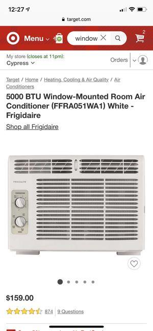 Air conditioner Frigidaire - AC unit for Sale in Huntington Beach, CA
