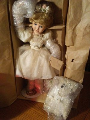 Collector doll for Sale in Saint Joseph, MO