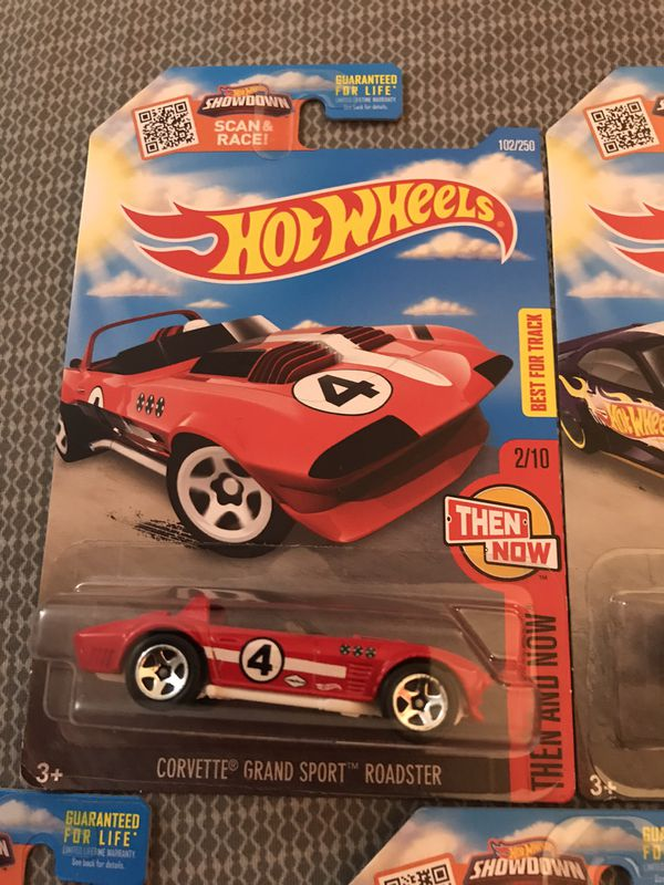 Hot Wheels on Sun Cards