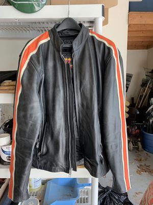 Hot leathers, motorcycle jacket for Sale in Naugatuck, CT