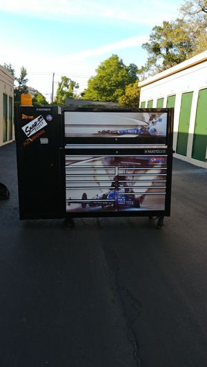Matco custom tool box for Sale in Tampa, FL