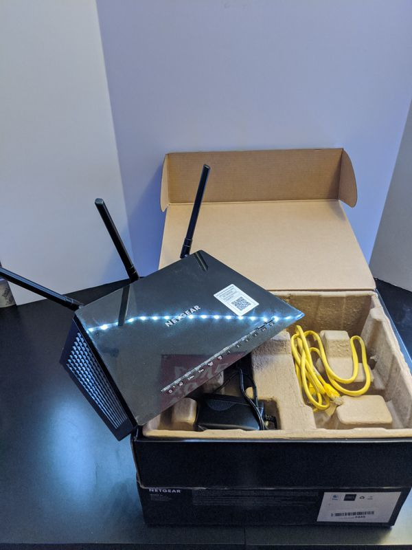 Netgear nighthawk ac1750 gaming wifi router