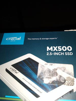 Crucial. Memory & Storage for Sale in Costa Mesa, CA