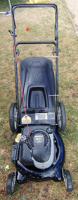 Yard Machines 6HP Lawn Mower for Sale in Englewood, CO
