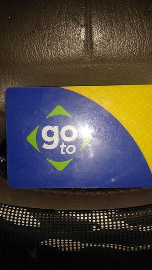 Go To Bus Card for Sale in Saint Paul, MN