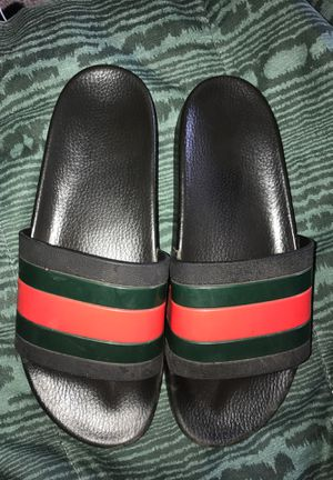 Gucci slides size 7 for Sale in Winter Haven, FL