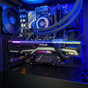 New High end Gaming PC RTX 3080 3090 RX 6800 6900 XT AMD Ryzen 9 5950 Radeon 32GB 1TB NVMe SSD Video Editing computer for Sale in Los Angeles, CA