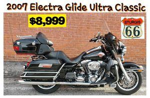 Harley Davidson Electra Glide Ultra Classic for Sale in O'Fallon, MO