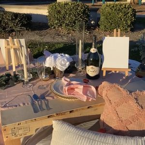 Luxury Picnic For Valentines Day for Sale in Hayward, CA