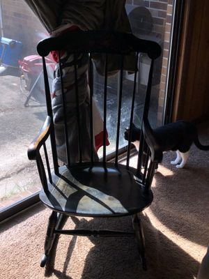 Rocking chair for Sale in McRae-Helena, GA