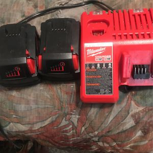 Battery And Change for Sale in Columbia, SC