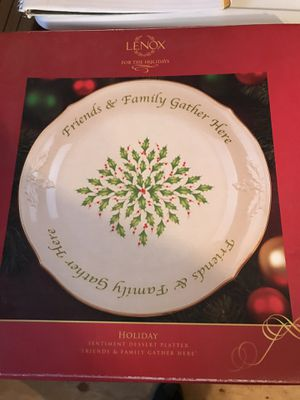 Lenox Christmas China set for Sale in Ronald, WA