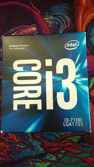 Intel Core i3 @ 3.9 Ghz for Sale in Los Angeles, CA