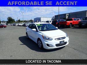 2017 Hyundai Accent for Sale in Tacoma, WA