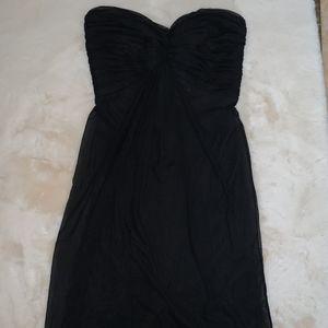 Black strapless formal dress for Sale in Santa Ana, CA
