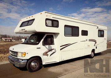1999 Jayco Eagle ft 31 for Sale in Oklahoma City,  OK