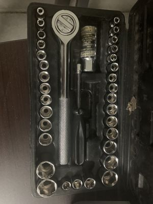 Socket Wrench Set for Sale in Las Vegas, NV