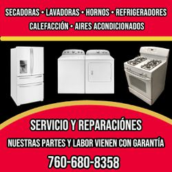 Appliance / Electrodomésticos for Sale in Hesperia,  CA