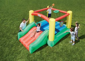 Little tikes bounce house for Sale in Pawtucket, RI