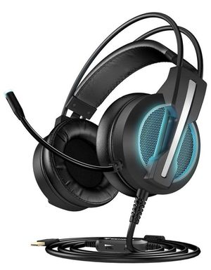 Brand new Updated GH1 7.1 Gaming Headset for PC, PS4 Gaming Console, USB Headphones with Noise Canceling Mic for Sale in Diamond Bar, CA