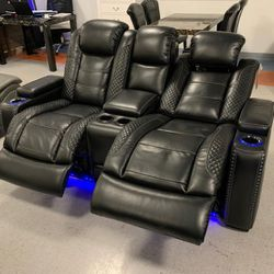 Fast Delivery And Local Pick Up available, Reclining Sofa And Loveseat Available And Instock for Sale in Laurel,  MD