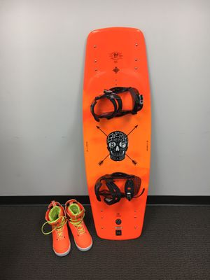 Brand New Wakeboard, Bindings, & Boots for Sale in Charlotte, NC