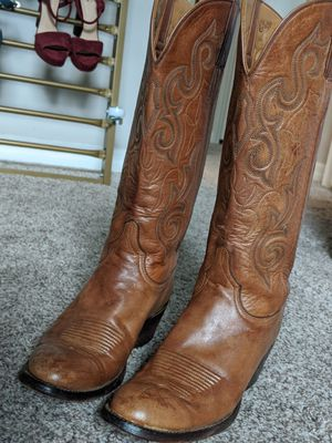 Lucchese Custom Women's Cowboy Boots Size 6 A for Sale in Lakeland, FL