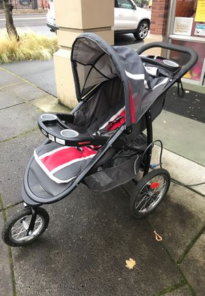 Graco Fast Action Jogging Stroller for Sale in Camas, WA