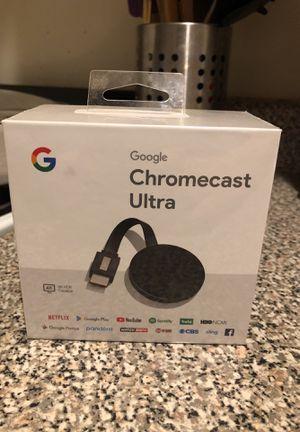 Brand new chromecast for Sale in Woodbury, NJ