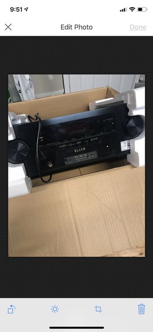 Pioneer Elite VSX-40 Multi Channel Receiver for Sale in La Center, WA