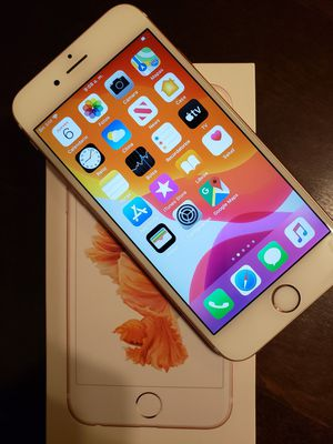 IPHONE 6S 32GB UNLOCKED for Sale in Hammonton, NJ