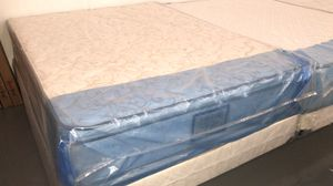 Box spring for free//Mattress for sale from $120!! for Sale in Orlando, FL